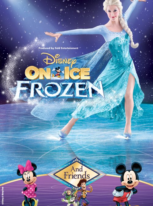 Disney on Ice presents  Frozen! is coming to Rupp Arena!
